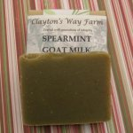 Spearmint Goat Milk