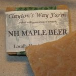 NH Maple Beer Soap