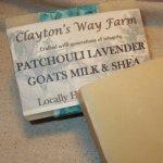 Patchouli Lavender Goat Milk & Shea