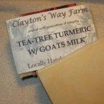 TeaTree Turmeric &  Goat Milk