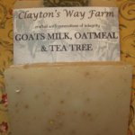 Goat Milk, Oatmeal & TeaTree