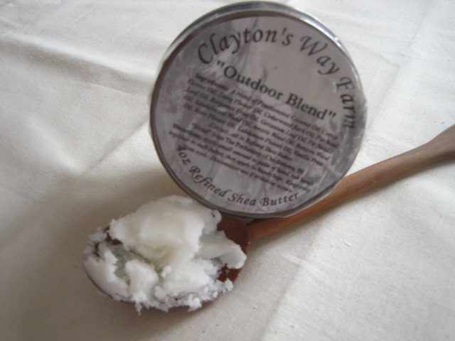 Outdoor Blend Shea Butter