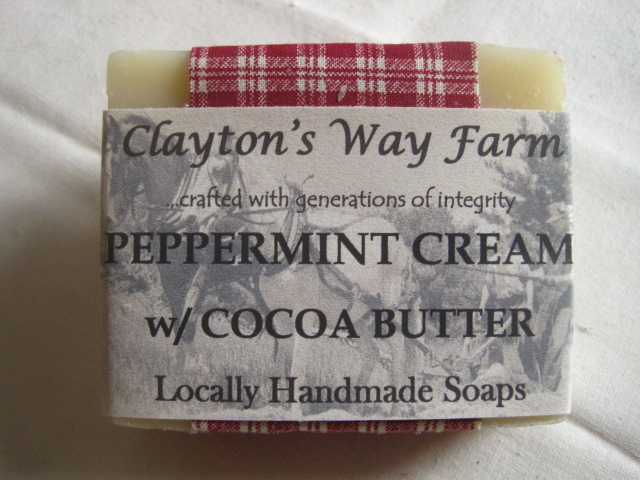 Peppermint Cream w/ Cocoa Butter