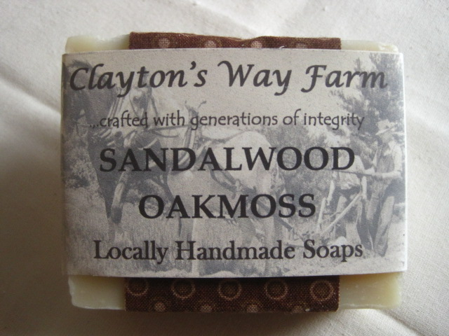 Oakmoss Sandalwood