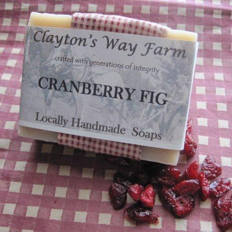 Cranberry Fig
