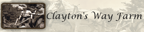 Claytons Way Farm